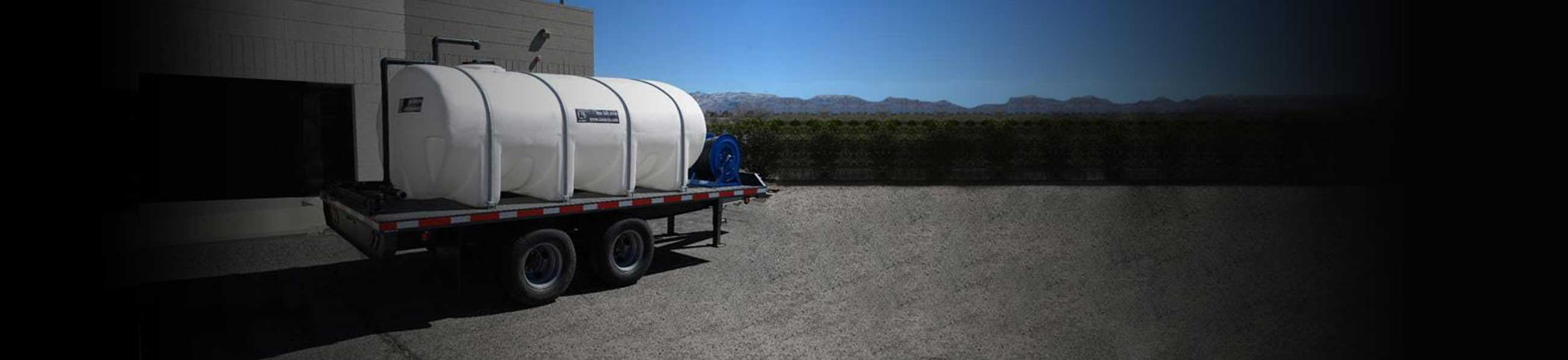 Water Dog Water Transport Trailers