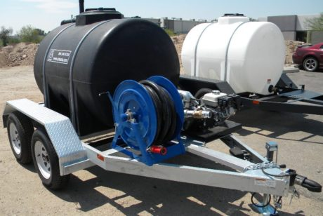 Water Hauling Trailers and Frames | C&I Equipment