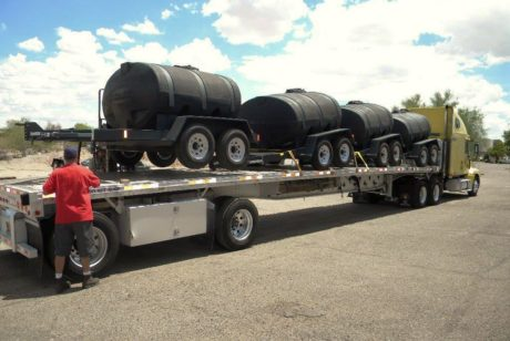 Water Tanks and Water Trailers