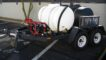 Custom Water Hauling Tanks
