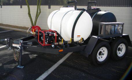 Custom Water Hauling Tanks