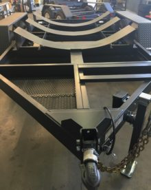 Water Hauling Tanks Frames
