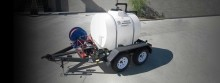 Custom Water Trailers