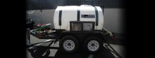 Commercial Water Trailers
